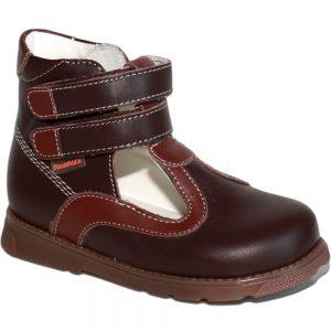 Антей коричневый - Футмастер - Детская ортопедическая обувь