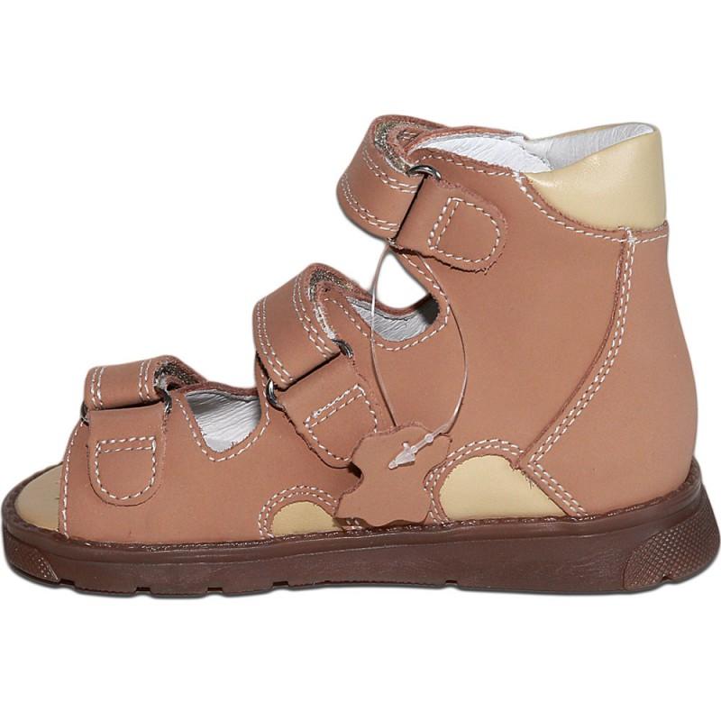 Геракл бежевый - Футмастер - Детская ортопедическая обувь