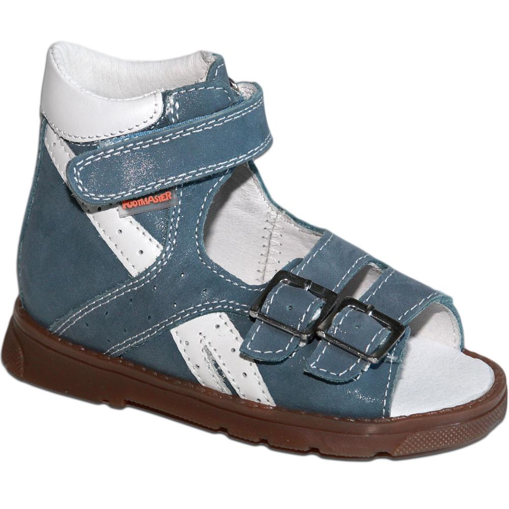 Гермес голубой бежевый - Футмастер - Детская ортопедическая обувь
