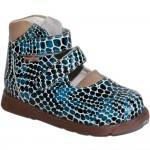 Мальвина голубой - Футмастер - Детская ортопедическая обувь