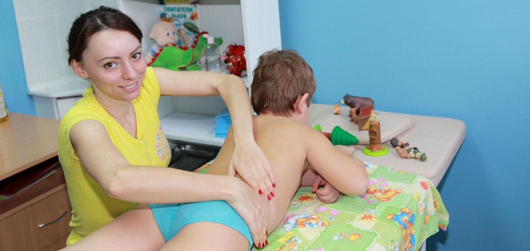 Массаж-ребёнку-лечебный